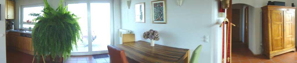 voll m blierte 3 zimmer luxus loggia nichtraucher wohnung 85qm new york ring 106 71686. Black Bedroom Furniture Sets. Home Design Ideas